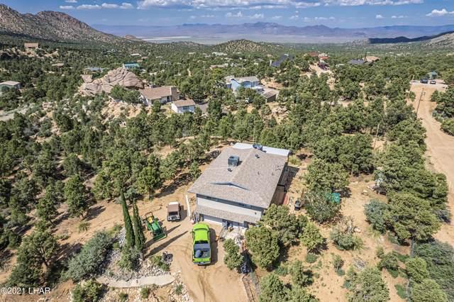 5577 E Dunn Way, Kingman, AZ 86401 (MLS #1017571) :: Realty One Group, Mountain Desert