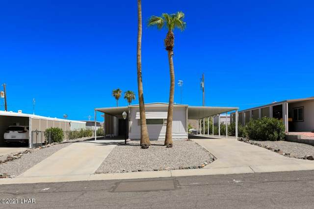 3106 William Dr, Lake Havasu City, AZ 86404 (MLS #1017602) :: Local Realty Experts