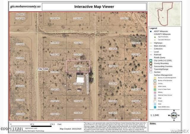 177 N Eagle Rock Road, Kingman, AZ 86401 (MLS #1017624) :: Realty One Group, Mountain Desert