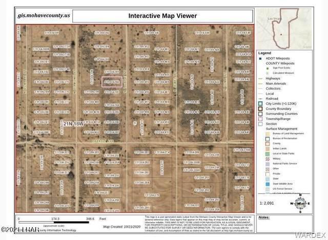 392 N Yavapai Street, Kingman, AZ 86401 (MLS #1017628) :: Realty One Group, Mountain Desert