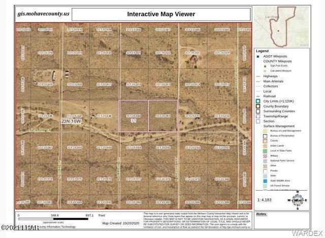 49  & 50 Calle Roberta, Kingman, AZ 86409 (MLS #1017630) :: Realty One Group, Mountain Desert