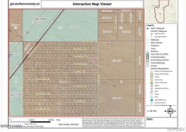 61 & 62 N Donald Drive, Kingman, AZ 86401 (MLS #1017633) :: Realty One Group, Mountain Desert