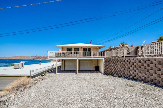 2944 Noble View Dr, Parker, AZ 85344 (MLS #1017656) :: Local Realty Experts