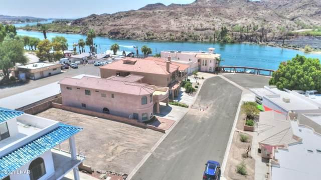 6230 Rio Lindo Shores Dr, Parker, AZ 85344 (MLS #1017683) :: Local Realty Experts