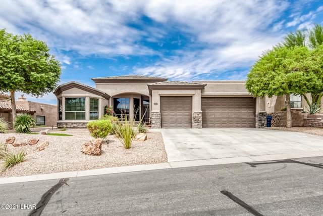1851 E Troon Dr, Lake Havasu City, AZ 86404 (MLS #1017702) :: Coldwell Banker