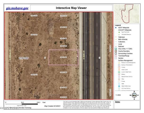 61 N Bank St, Kingman, AZ 86401 (MLS #1017710) :: Realty One Group, Mountain Desert