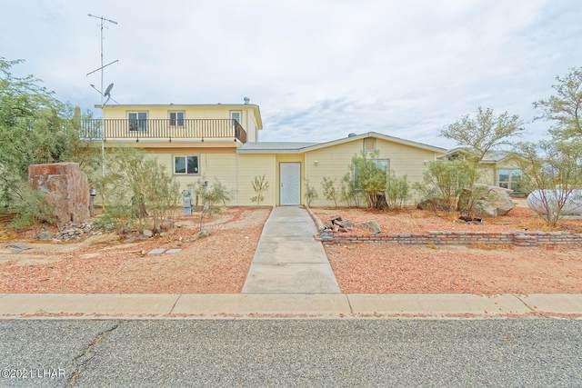 49510 Emerald Ave, Quartzsite, AZ 85346 (MLS #1017725) :: Coldwell Banker
