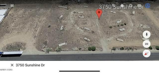 3750 Sunshine Dr, Kingman, AZ 86409 (MLS #1017730) :: Realty One Group, Mountain Desert