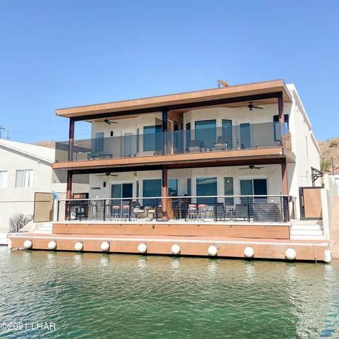 8968 Riverside Dr, Parker, AZ 85344 (MLS #1017757) :: Local Realty Experts