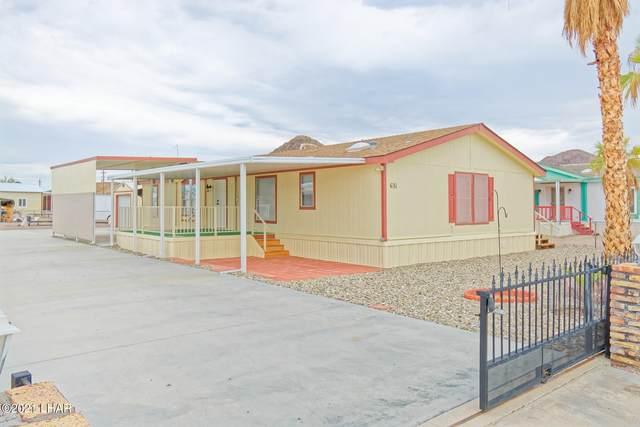 631 W Granada Dr, Quartzsite, AZ 85346 (MLS #1017798) :: Local Realty Experts