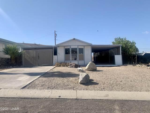 3057 William Dr E, Lake Havasu City, AZ 86404 (MLS #1017817) :: Local Realty Experts