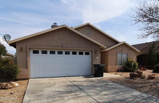 2735 Superba Ave, Kingman, AZ 86401 (MLS #1017876) :: Local Realty Experts