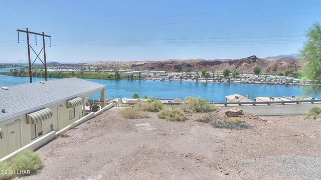 9425 Bluff Dr, Parker, AZ 85344 (MLS #1017878) :: Local Realty Experts