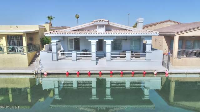8819 Yaqui Loop, Parker, AZ 85344 (MLS #1017879) :: Local Realty Experts