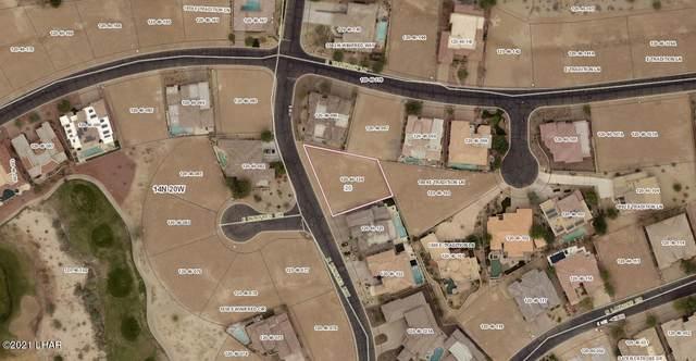 3538 N Winifred Way, Lake Havasu City, AZ 86404 (MLS #1017916) :: Coldwell Banker
