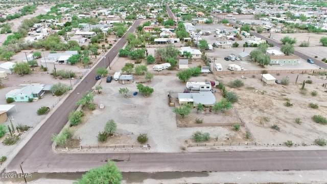 186 W Cowell St, Quartzsite, AZ 85346 (MLS #1017943) :: Local Realty Experts