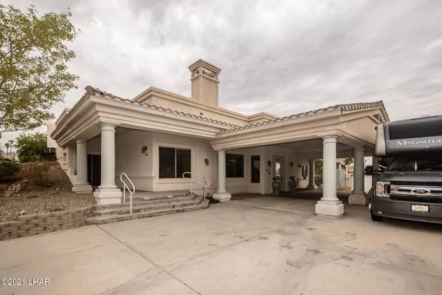 2802 Holiday Dr, Lake Havasu City, AZ 86403 (MLS #1017963) :: Coldwell Banker