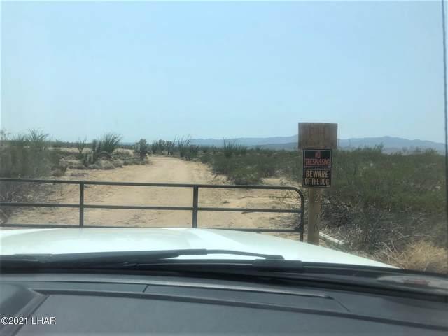 2490 W Desierto Rd, Yucca, AZ 86438 (MLS #1018000) :: Coldwell Banker