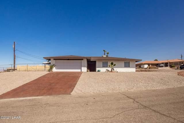 1885 Deer Run Dr, Lake Havasu City, AZ 86404 (MLS #1018002) :: Coldwell Banker