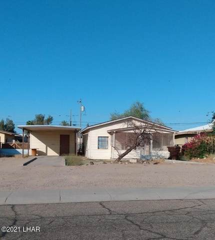 1408 S Navajo Ave, Parker, AZ 85344 (MLS #1018011) :: Local Realty Experts