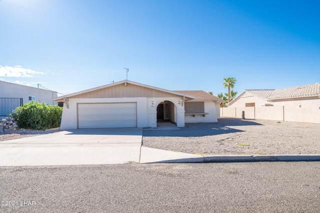 2910 War Eagle Dr, Lake Havasu City, AZ 86406 (MLS #1018016) :: Coldwell Banker