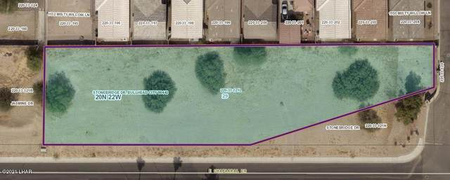 12345 Stonebridge, Bullhead City, AZ 86442 (MLS #1018037) :: Realty One Group, Mountain Desert