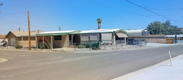 31515 Horizon Blvd, Parker, AZ 85344 (MLS #1018038) :: Local Realty Experts