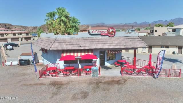 9134 Riverside Dr, Parker, AZ 85344 (MLS #1018066) :: Local Realty Experts