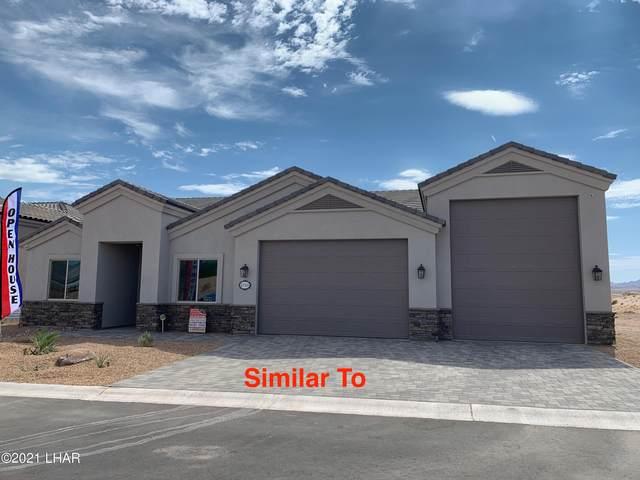 4683 N Juneberry Rd, Lake Havasu City, AZ 86404 (MLS #1018077) :: Local Realty Experts