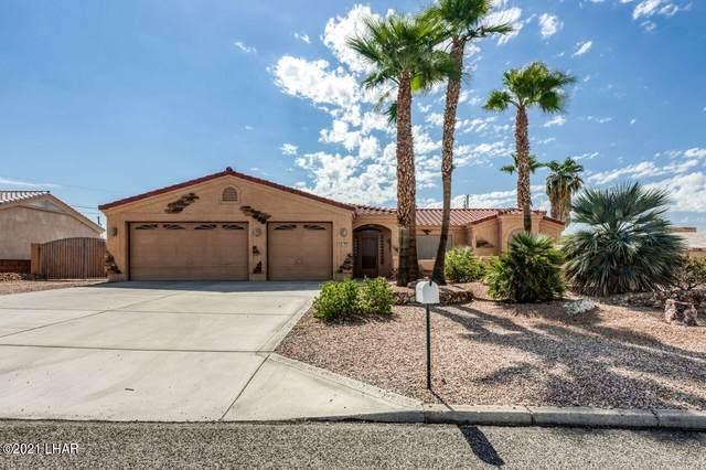 2790 Palo Verde Blvd N, Lake Havasu City, AZ 86404 (MLS #1018096) :: Coldwell Banker