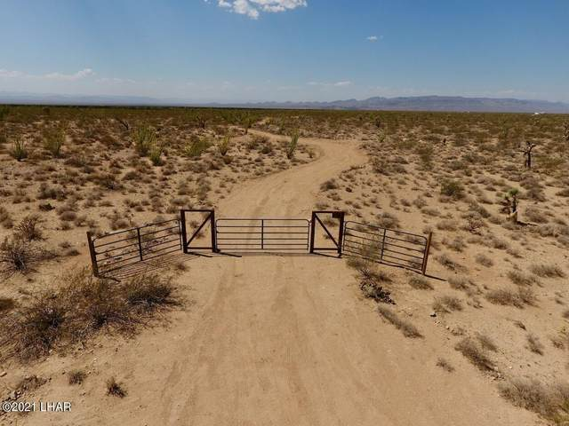 3421 Butch Cassidy, Yucca, AZ 86438 (MLS #1018102) :: Local Realty Experts