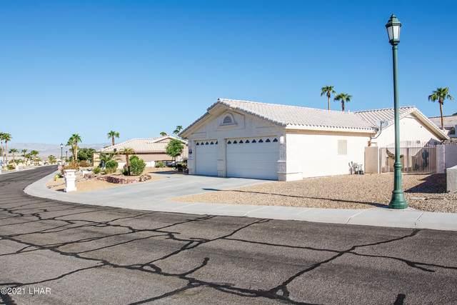 2355 Buckingham Blvd, Lake Havasu City, AZ 86404 (MLS #1018114) :: Coldwell Banker