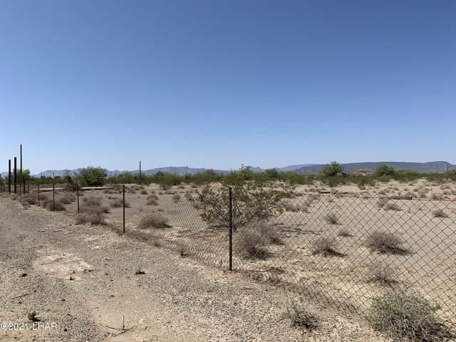 54001 Highway 60, Salome, AZ 85348 (MLS #1018116) :: The Lander Team