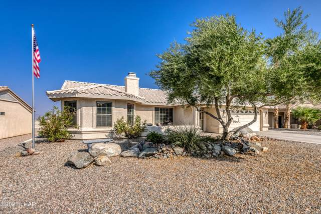 2835 Janet Dr, Lake Havasu City, AZ 86404 (MLS #1018142) :: Coldwell Banker