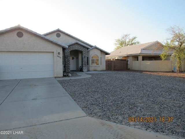 4833 S Calle Del Media, Fort Mohave, AZ 86426 (MLS #1018149) :: The Lander Team