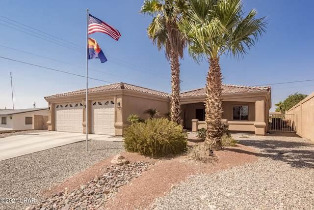 3285 Silver Arrow Dr, Lake Havasu City, AZ 86406 (MLS #1018157) :: Coldwell Banker