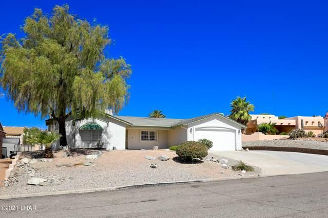 2579 Ascot Dr, Lake Havasu City, AZ 86403 (MLS #1018159) :: Coldwell Banker