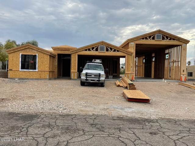 694 Paseo Granada Dr, Lake Havasu City, AZ 86406 (MLS #1018164) :: Coldwell Banker