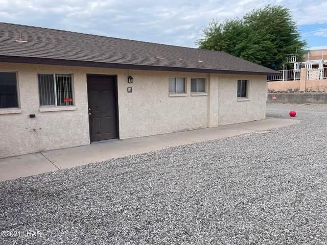 9122 Riverside Dr 11 & 12, Parker, AZ 85344 (MLS #1018166) :: Coldwell Banker
