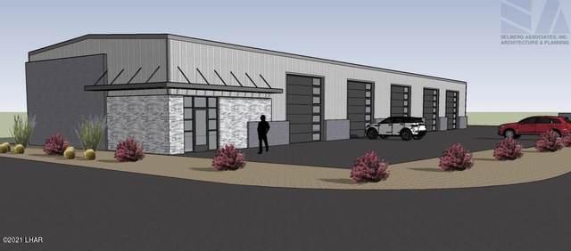 2050 N Kiowa Blvd, Lake Havasu City, AZ 86403 (MLS #1018168) :: Coldwell Banker