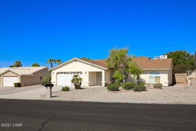 3345 Thunderhead Drive, Lake Havasu City, AZ 86406 (MLS #1018184) :: Realty One Group, Mountain Desert