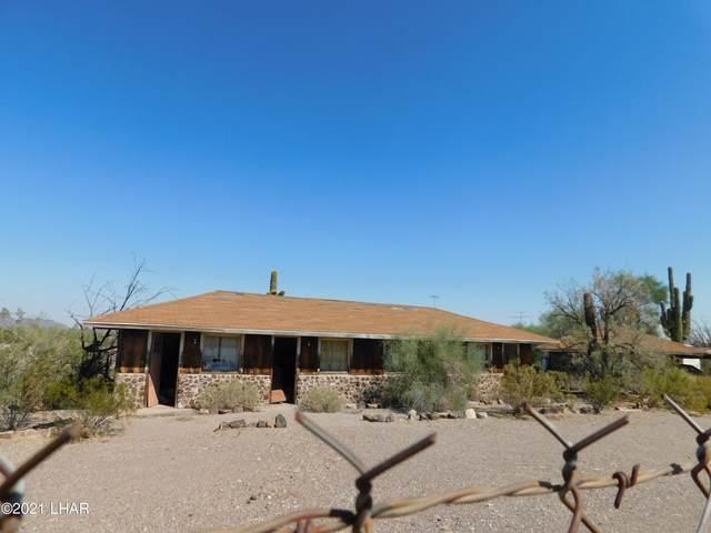 46025 Highway 60 Hwy, Salome, AZ 85348 (MLS #1018191) :: The Lander Team