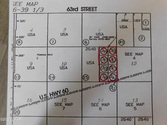 0 Hwy 60, Salome, AZ 85348 (MLS #1018208) :: Realty One Group, Mountain Desert