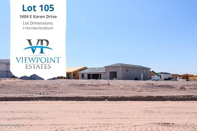 1604 E Karen Dr, Lake Havasu City, AZ 86404 (MLS #1018209) :: Realty One Group, Mountain Desert