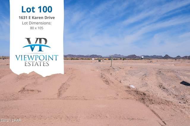 1631 E Karen Dr, Lake Havasu City, AZ 86404 (MLS #1018217) :: Realty One Group, Mountain Desert
