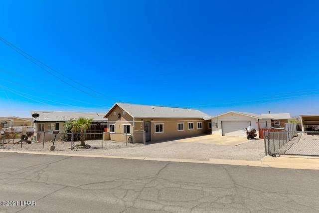 10626 Fenton Dr, Parker, AZ 85344 (MLS #1018240) :: Local Realty Experts