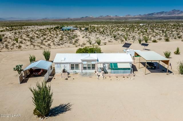 15845 S La Grand Rue Dr, Yucca, AZ 86438 (MLS #1018246) :: Coldwell Banker