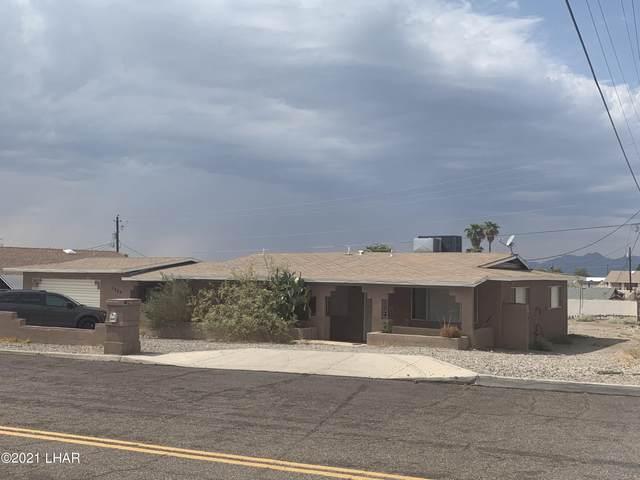 3049 Thistle Dr, Lake Havasu City, AZ 86406 (MLS #1018254) :: Local Realty Experts