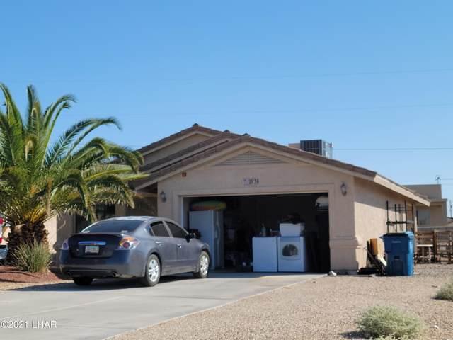 2838 N Kiowa Blvd A, Lake Havasu City, AZ 86404 (MLS #1018256) :: Local Realty Experts
