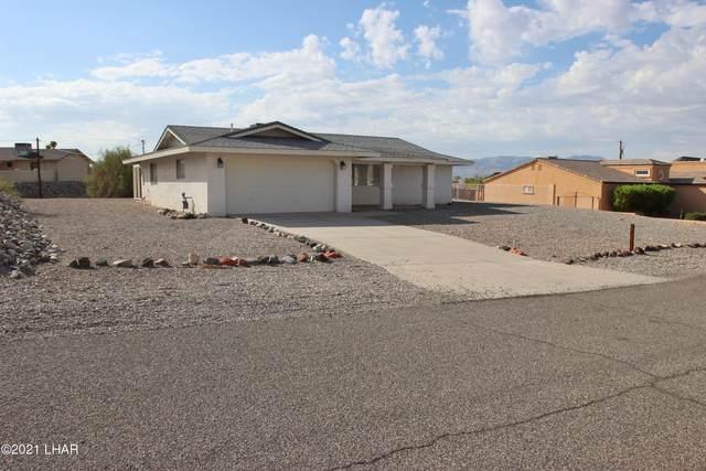 2330 Ajo Dr, Lake Havasu City, AZ 86403 (MLS #1018261) :: Coldwell Banker